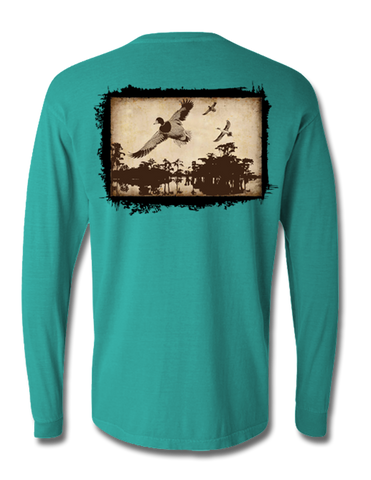 Time in the Blind Long Sleeve