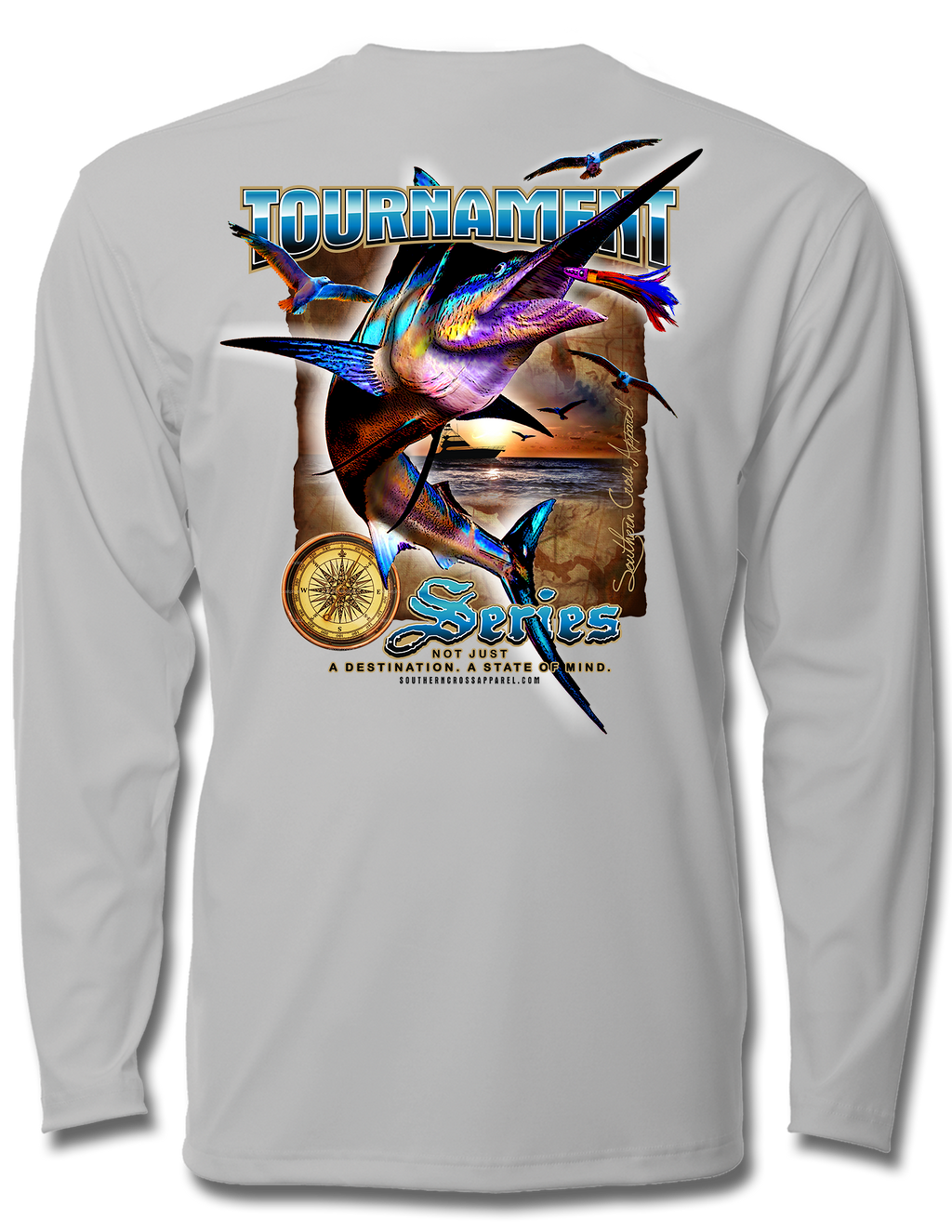 Tournament Series Performance Gear, Performance Gear - Southern Cross Apparel