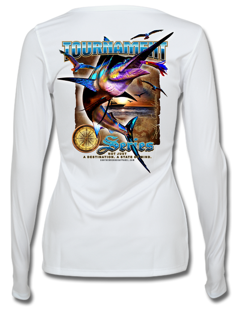 Tournament Series Ladies Performance Gear, Performance Gear - Southern Cross Apparel