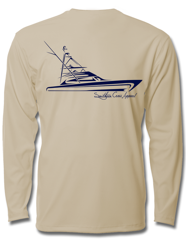 Tribal Sportfisher Adult LS Performance