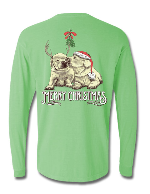 Under the Mistletoe Long Sleeve