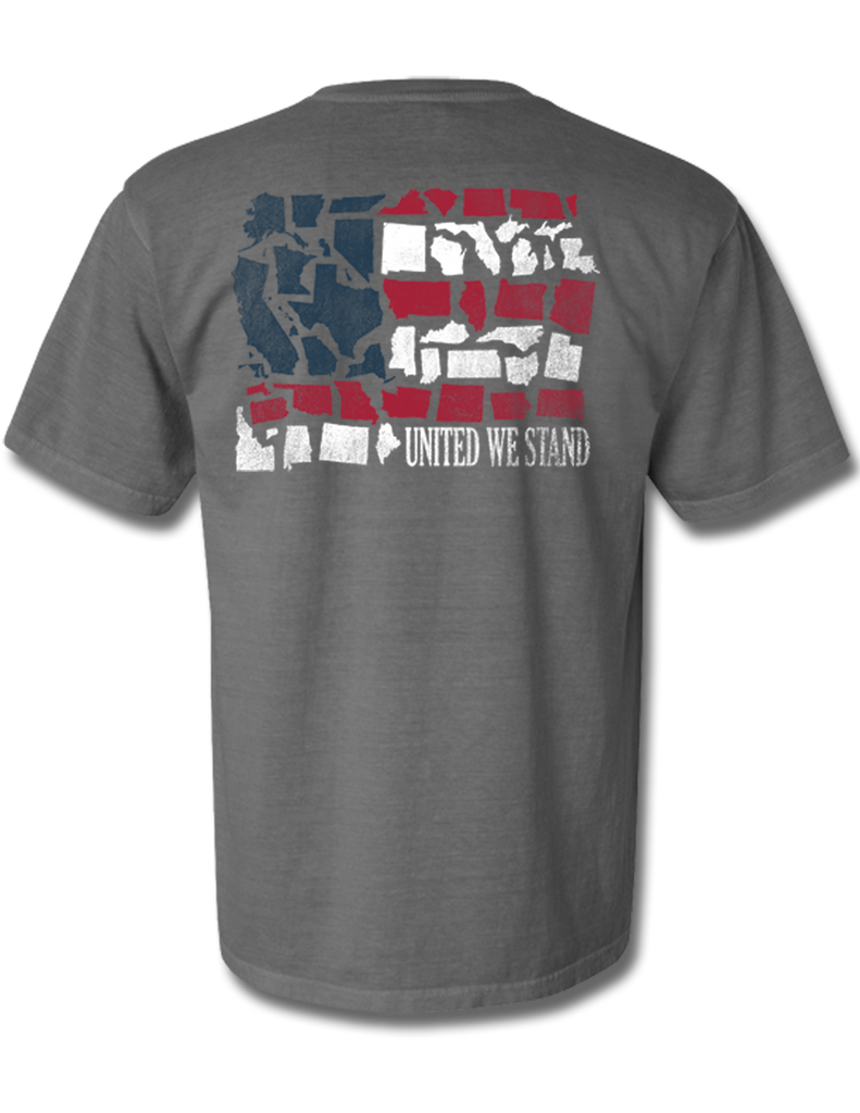 United We Stand, T-Shirts - Southern Cross Apparel
