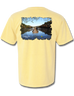 Up A Creek Short Sleeve, T-Shirts - Southern Cross Apparel
