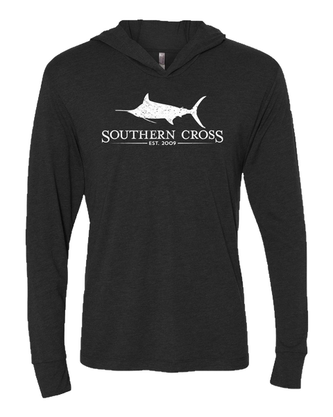 Vintage Marlin Lakeland Hoodie, T-Shirts - Southern Cross Apparel