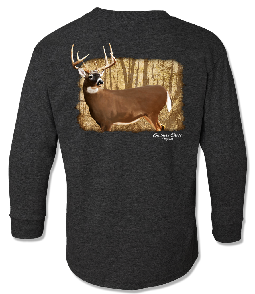 Whitetail Legend Kids Long Sleeve