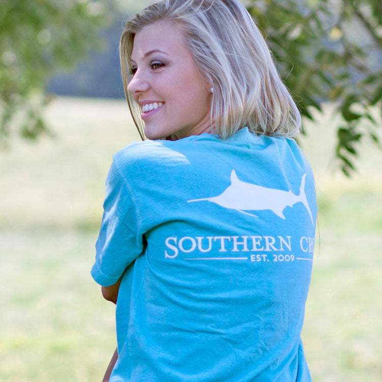SCA Logo Short Sleeve, T-Shirts - Southern Cross Apparel
