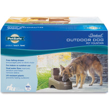 Load image into Gallery viewer, Drinkwell® Outdoor Dog Fountain