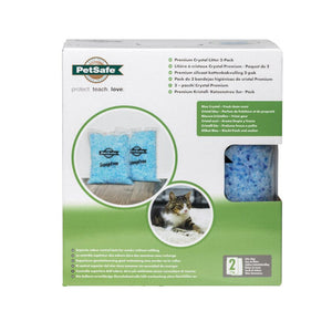 Premium Crystal Litter 2-Pack
