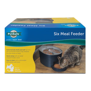 Six Meal Feeder