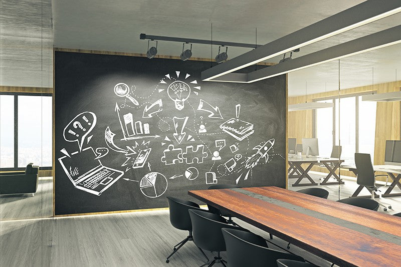 WALL DESIGN Design interior Commercial Residential Education Branding E&M Furniture Quality Control Career