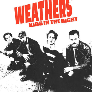 "Weathers CD ""Kids In The Night"""