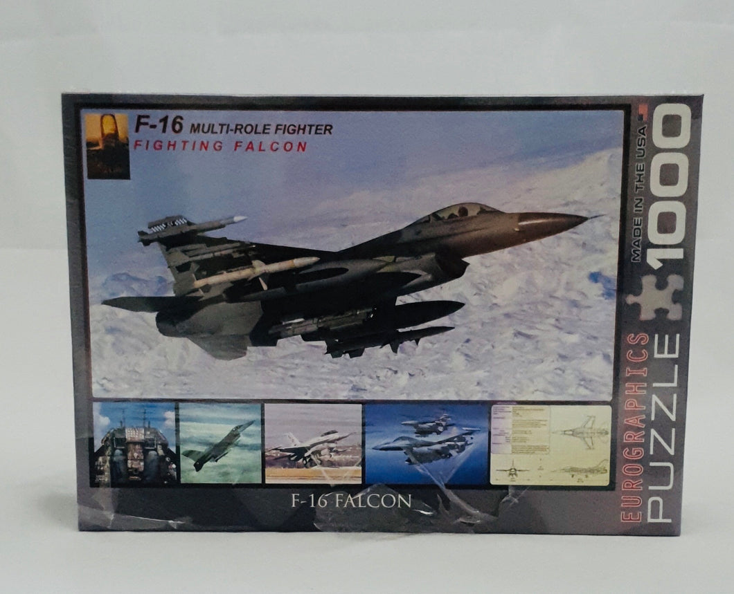 F-16 Fighting Falcon puzzle