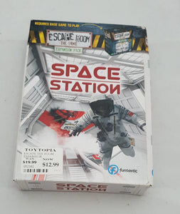 Escape Room expansion Space Station