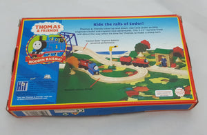 Thomas the Tank Engine curved track