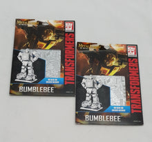 Load image into Gallery viewer, Bumblebee Metal Earth puzzle