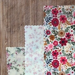 multipack beeswax wraps