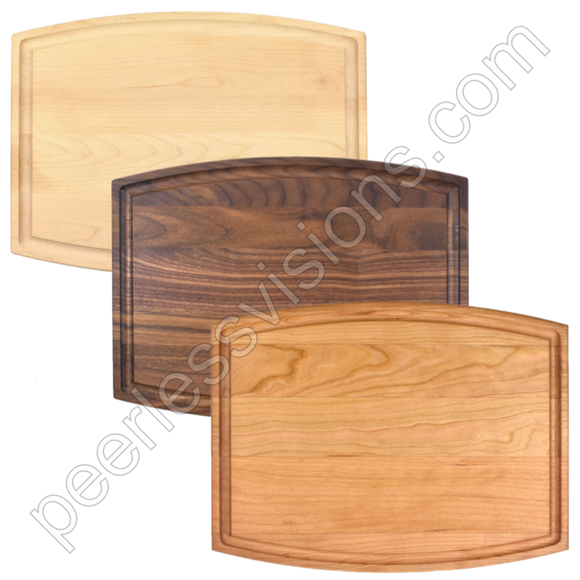 Cutting Board Arched