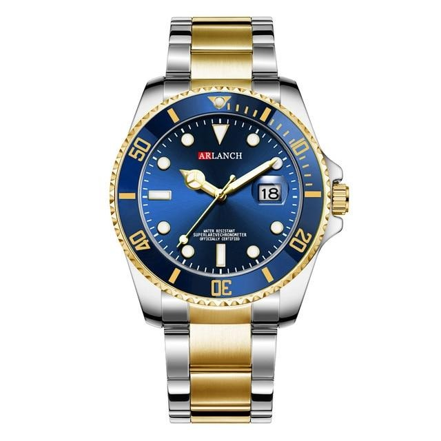 2020 Top Brand DOM Luxury Men's Watch