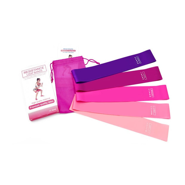 Cross fit Yoga Resistance Bands