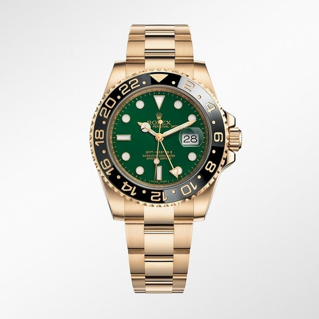 Rolex- GMT-Master- Luxury men's watch