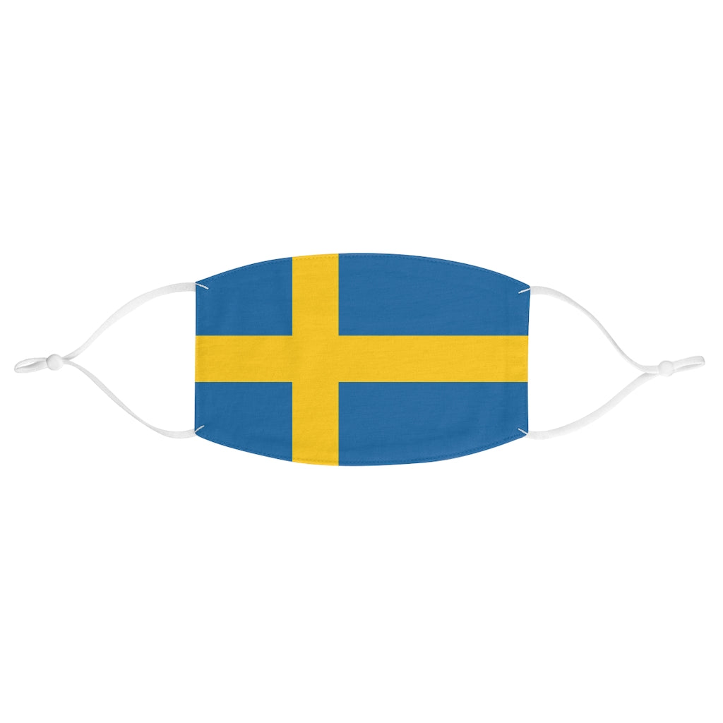 Sweden - Fabric Face Mask