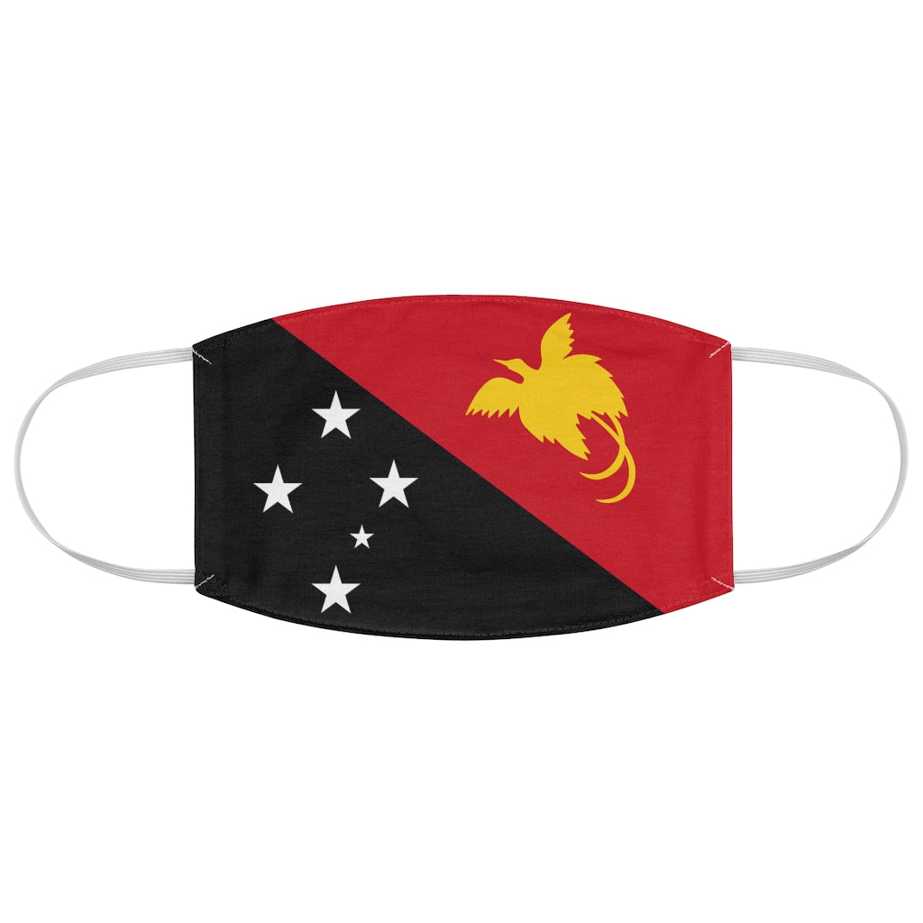 Papau New Guinea - Fabric Face Mask