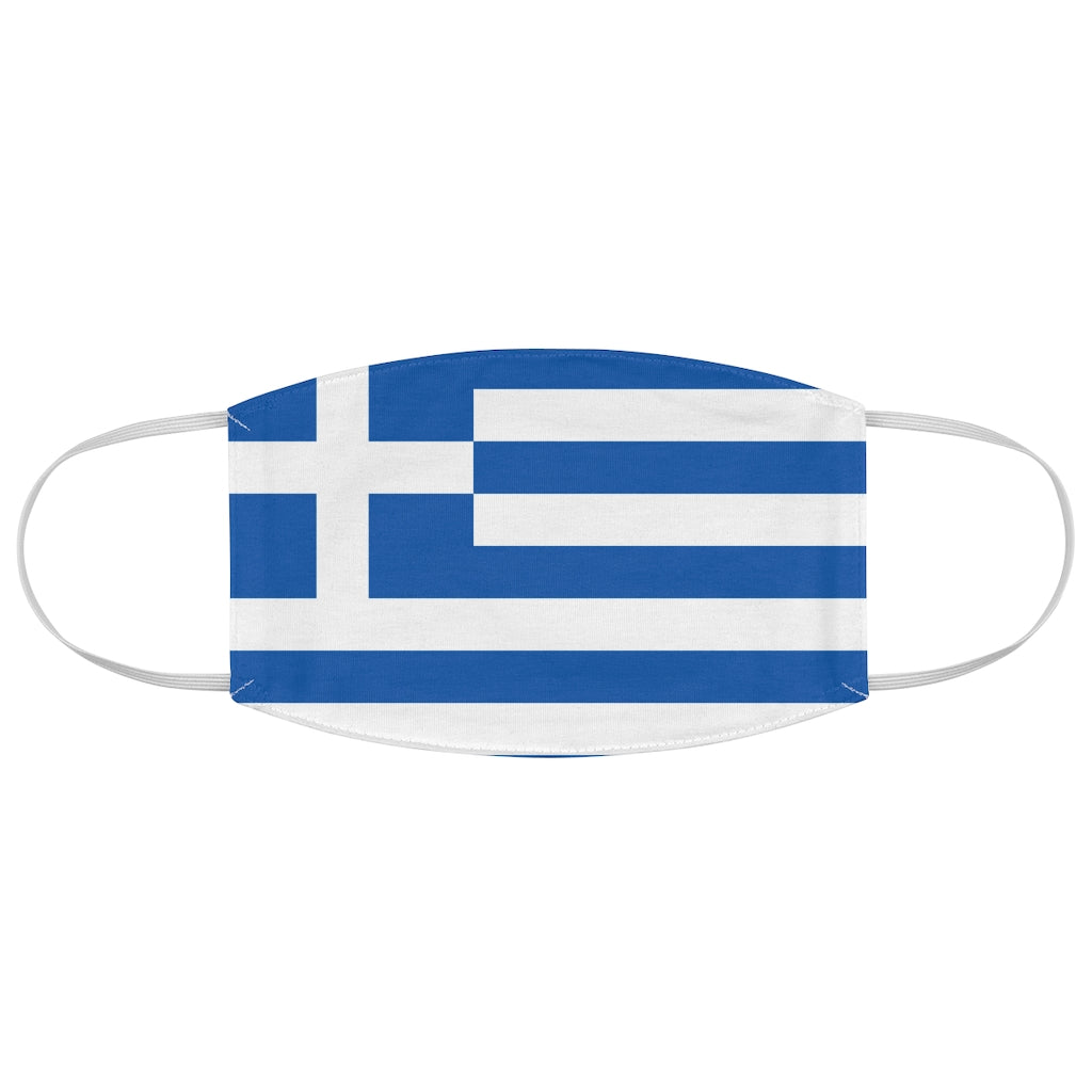 Greece - Fabric Face Mask