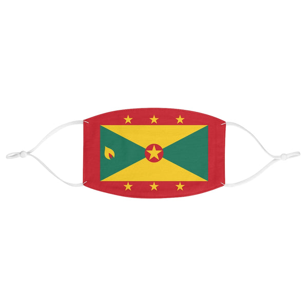Grenada - Fabric Face Mask