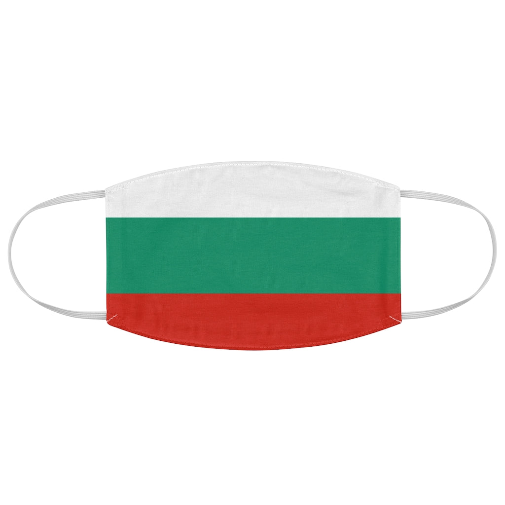 Bulgaria - Fabric Face Mask