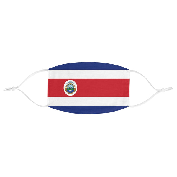 Costa Rica - Fabric Face Mask