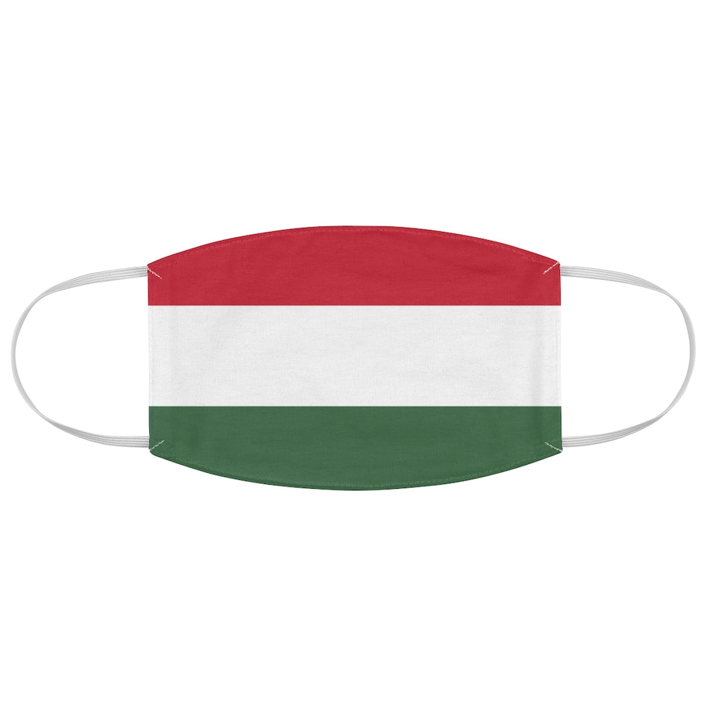 Hungary - Fabric Face Mask