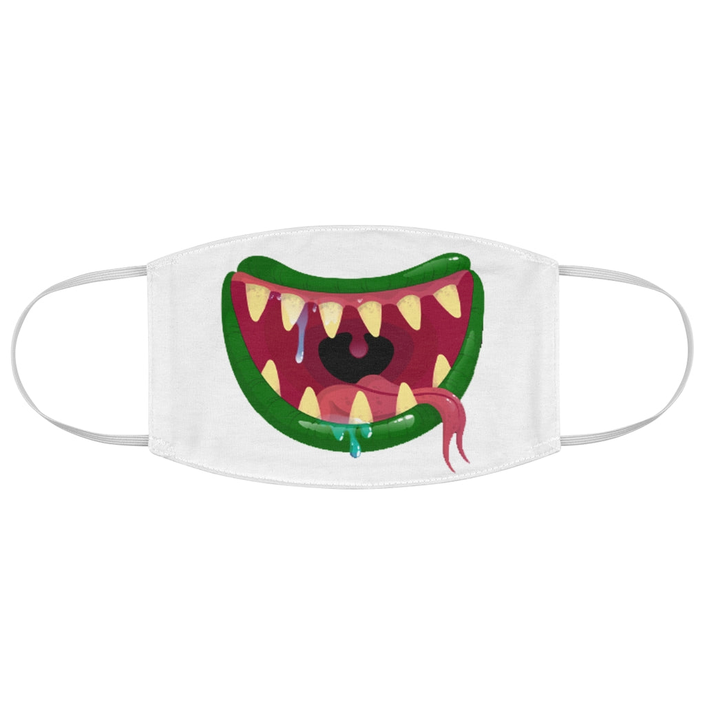 Kids Monster Mouth - Fabric Face Mask