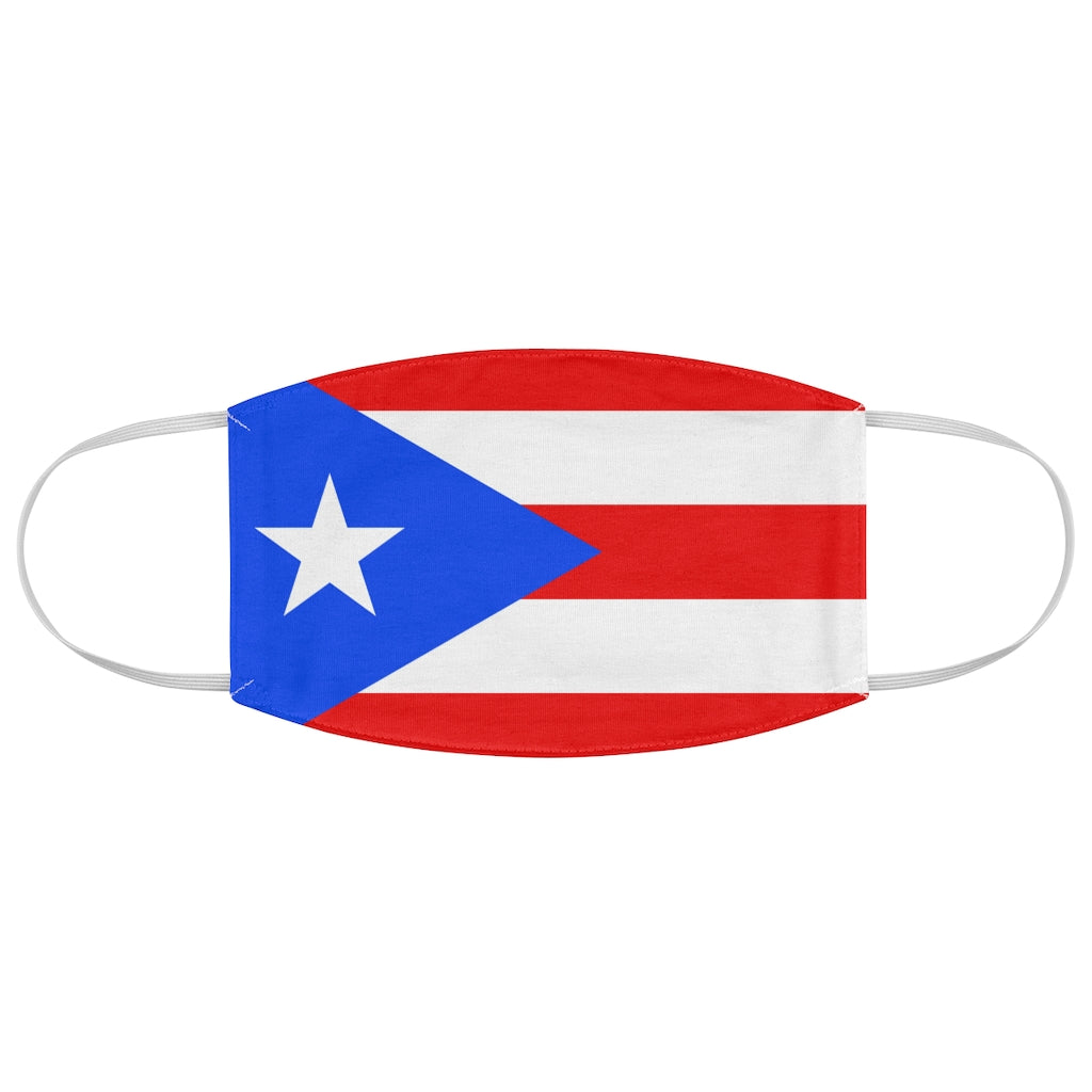 Puerto Rico - Fabric Face Mask