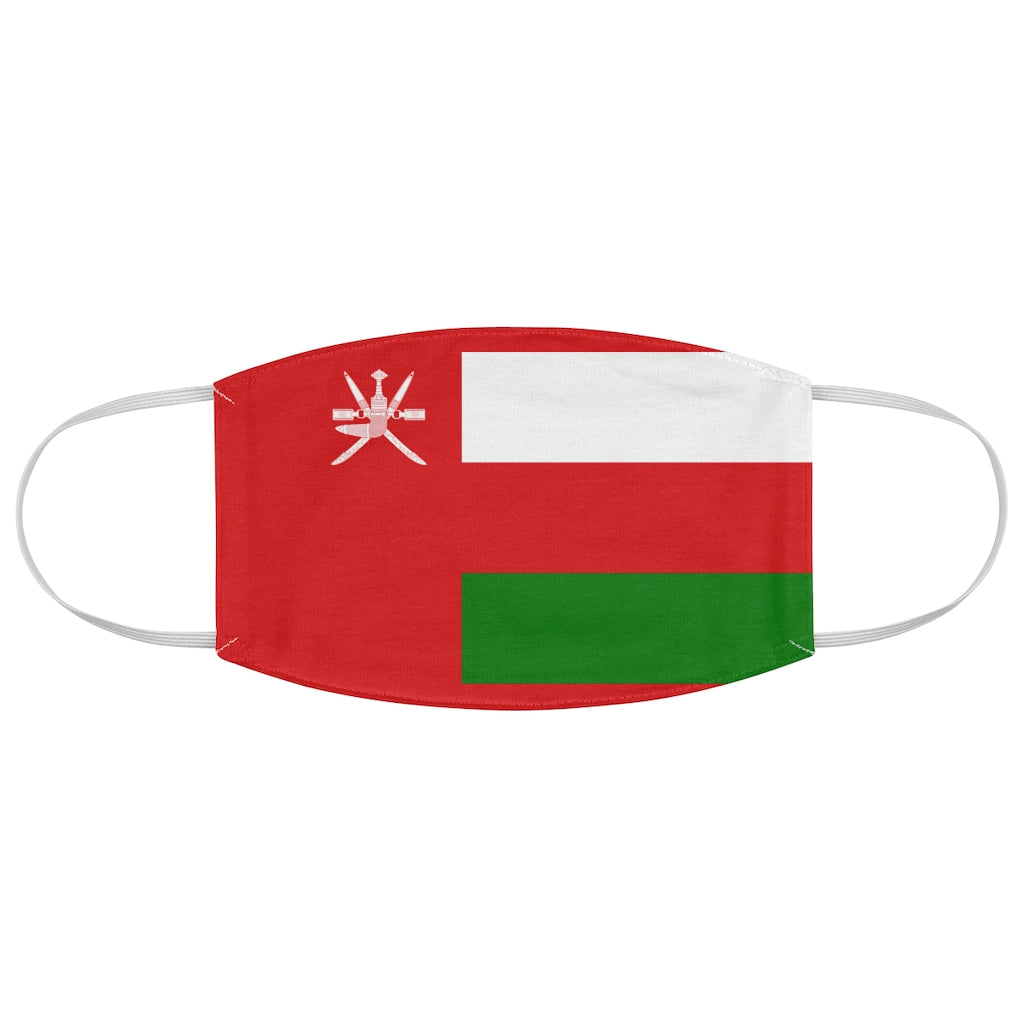 Oman - Fabric Face Mask