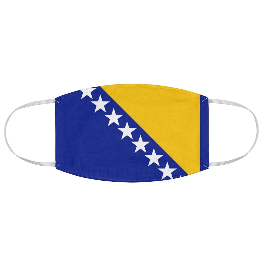 Bosnia & Herzegovina - Fabric Face Mask