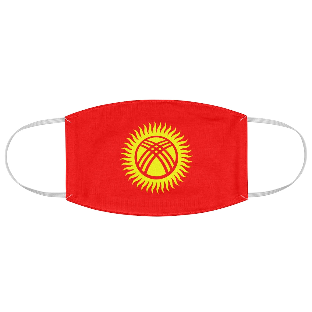 Kyrgyzstan - Fabric Face Mask