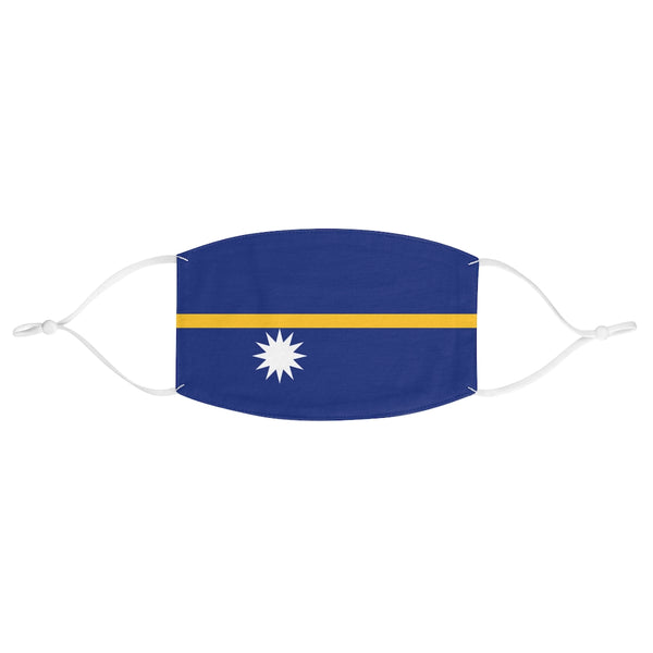 Nauru - Fabric Face Mask