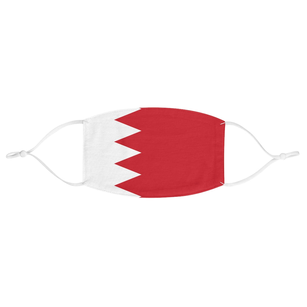 Bahrain - Fabric Face Mask