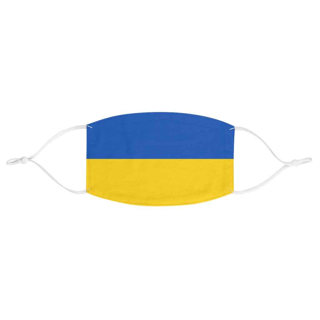 Ukraine - Fabric Face Mask