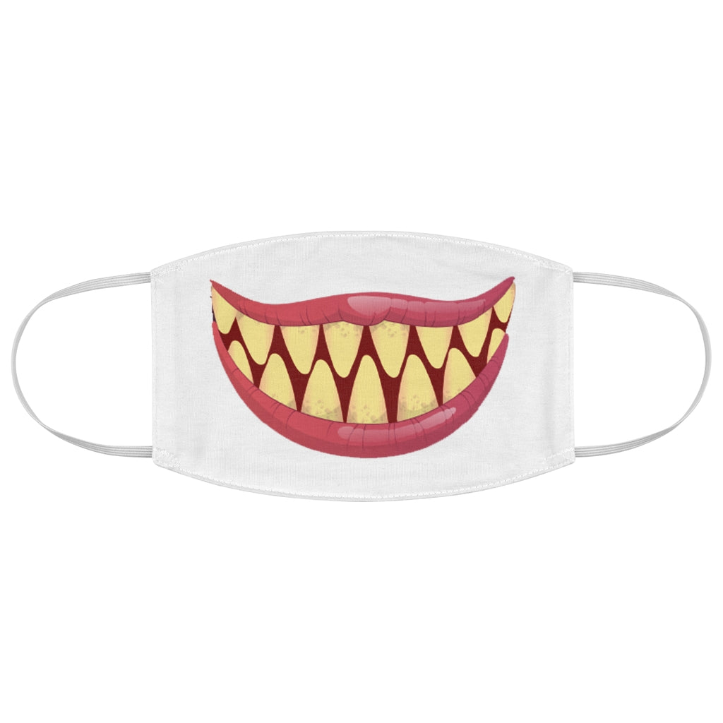 Kids Monster Mouth 2 - Fabric Face Mask