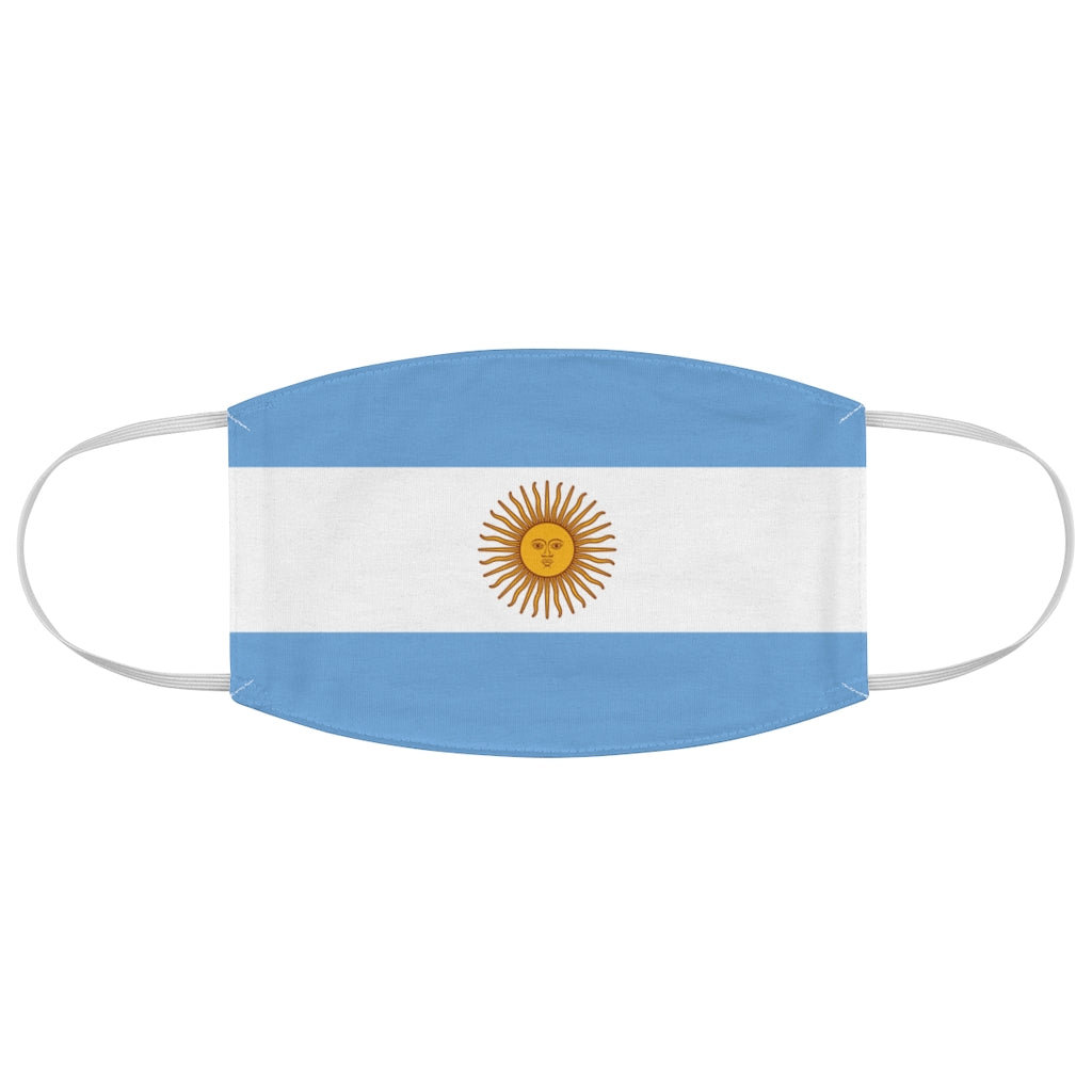 Argentina - Fabric Face Mask