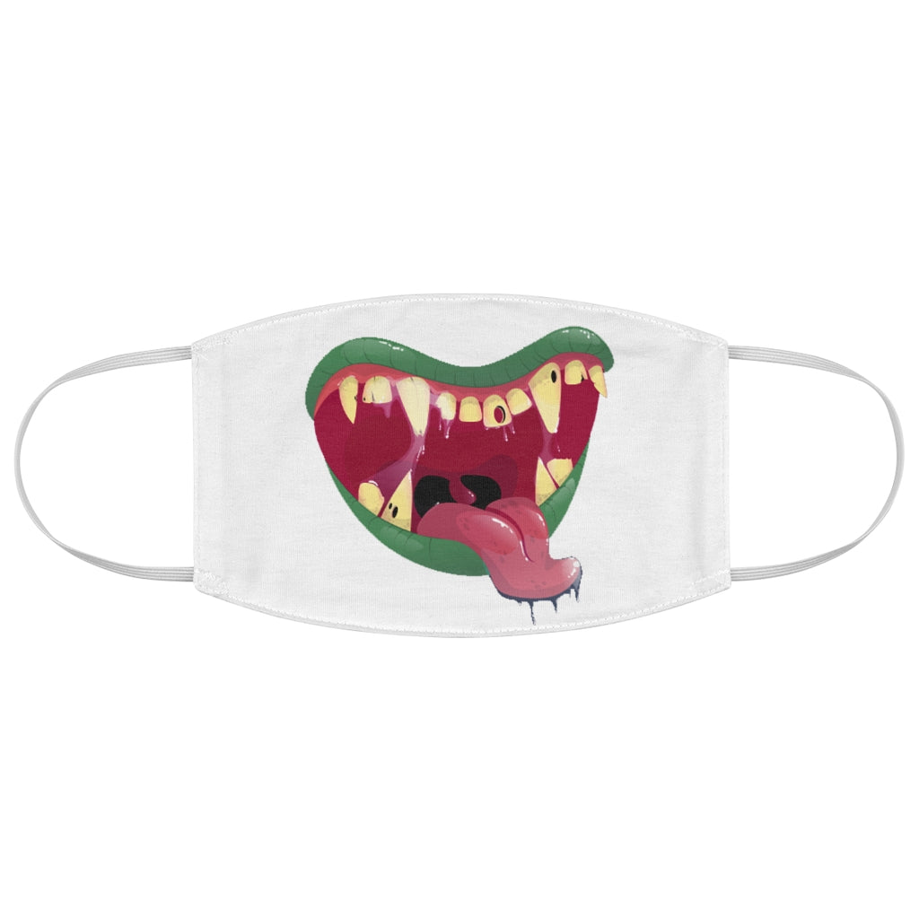 Kids Monster Mouth 3 - Fabric Face Mask