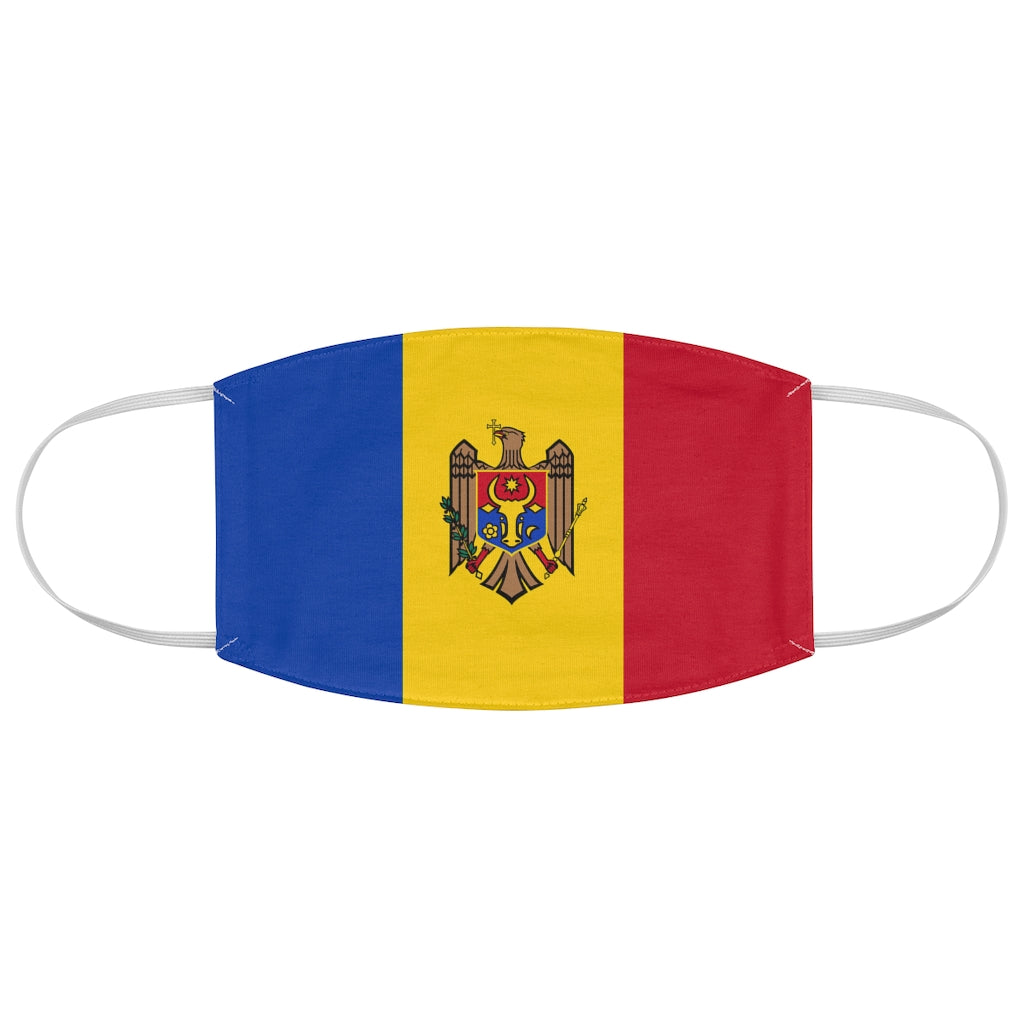 Moldova - Fabric Face Mask