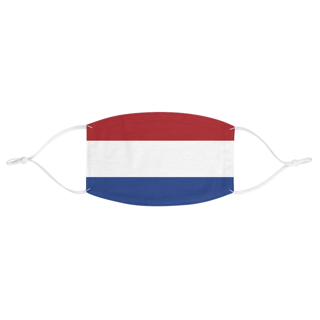 Netherlands - Fabric Face Mask