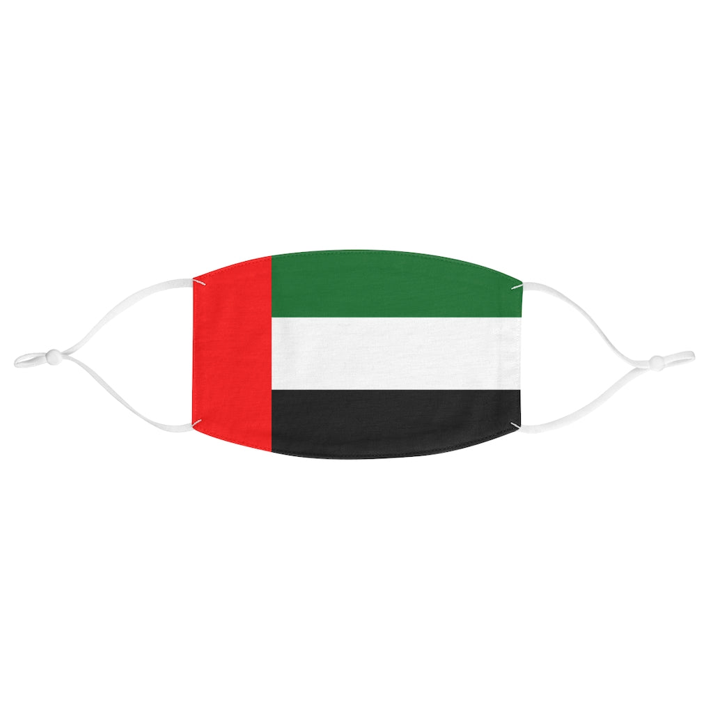 United Arab Emirates - Fabric Face Mask