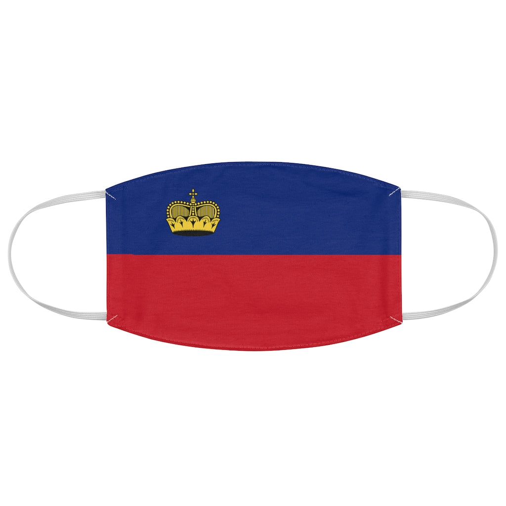 Liechtenstein - Fabric Face Mask