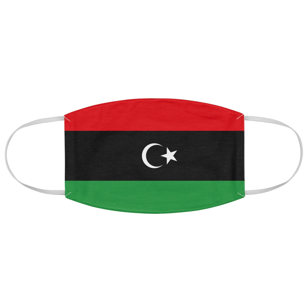 Libya - Fabric Face Mask