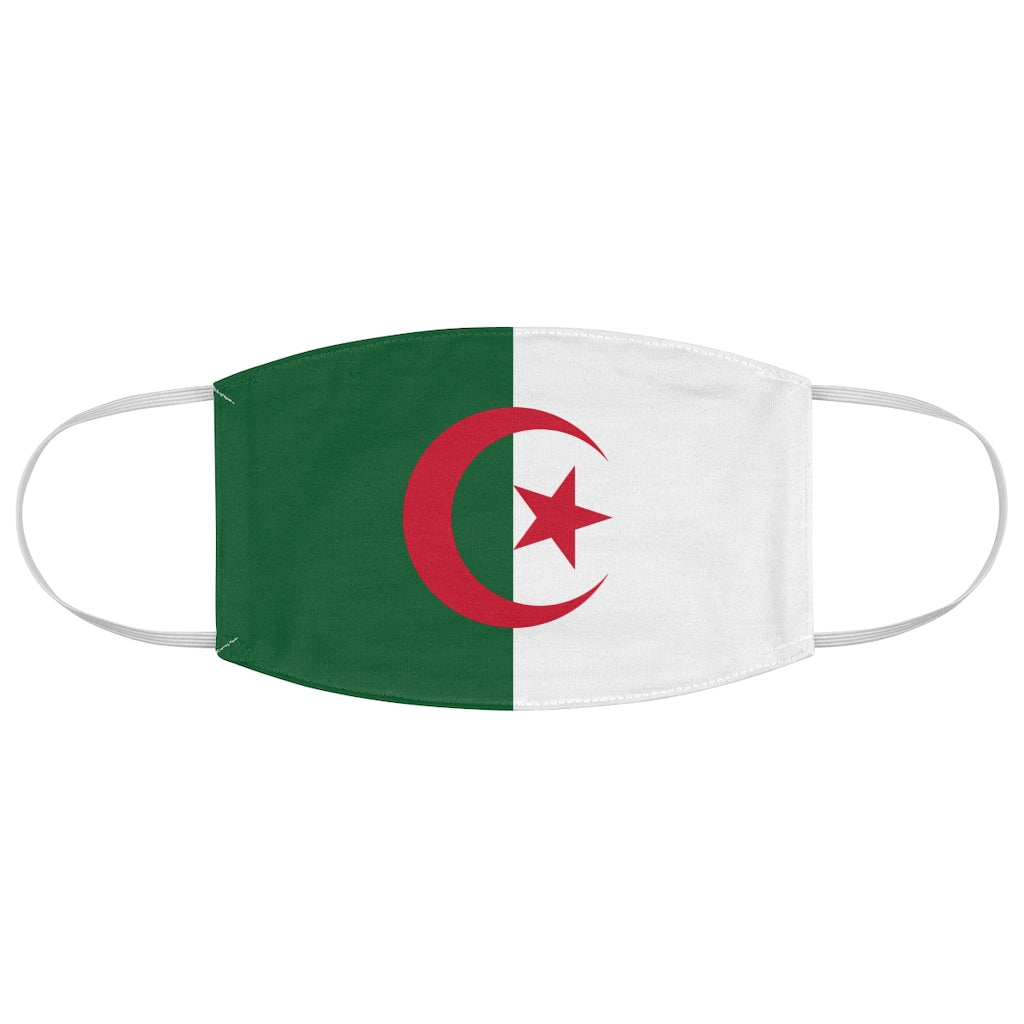 Algeria - Fabric Face Mask