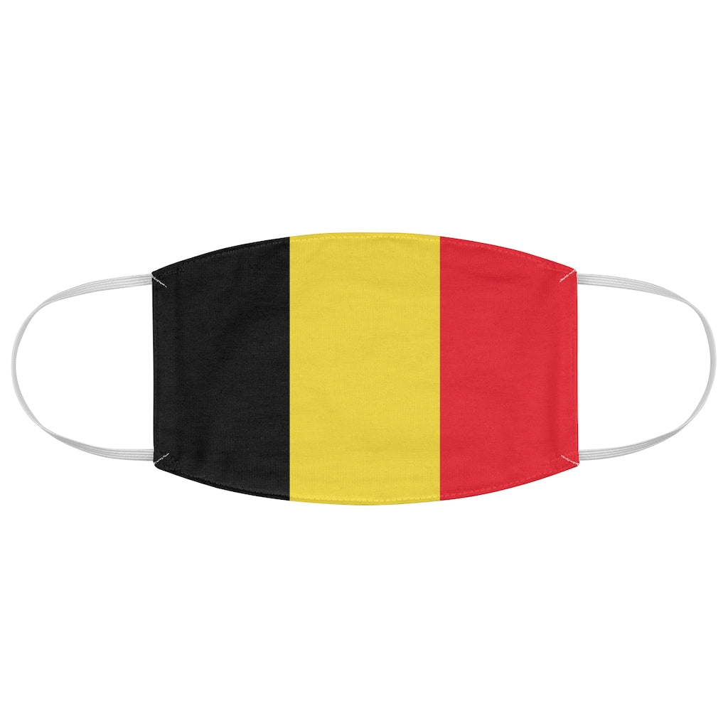 Belgium - Fabric Face Mask