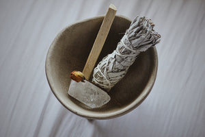 Cleansing Your Space- How to use Sage & Palo Santo